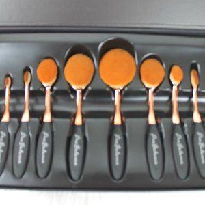 New Pro Balance Makeup Brush Set 10 Piece